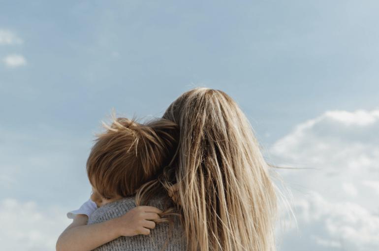 minimalismo na maternidade