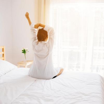 Como acordar cedo