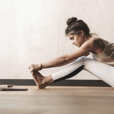 Aulas de Yoga & Pilates para fazer em casa