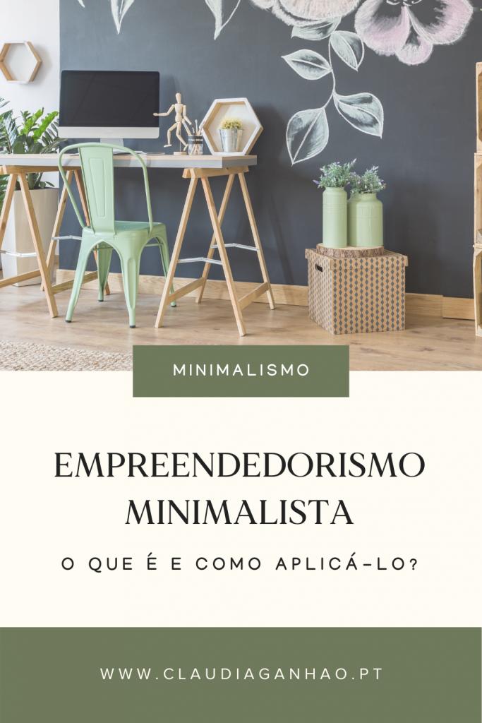 empreendedorismo minimalisma